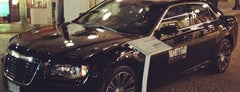 Chrysler 300 on Rodeo Dr. is one of Vanity Fair Agenda's Social L.A..