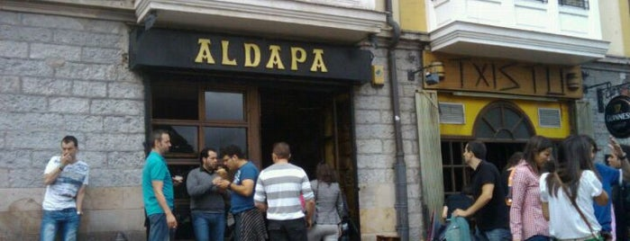 Bar Aldapa is one of Vitoria-Gasteiz para visitantes.