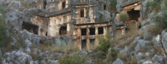 Myra Antik Kenti is one of Historical Places in Antalya - Ören Yerleri.