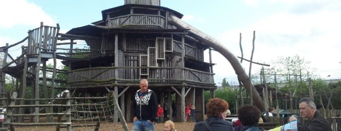 Oewanja Lodge is one of Diergaarde Blijdorp 🇳🇬.