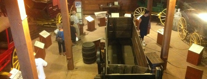 Seeley Stables Museum is one of San Diego to do.