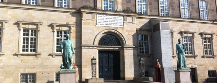 Prins Jørgens Gård is one of Plaza-sightseeing i København.