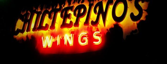 Chiltepino's is one of Tempat yang Disukai Fausto.
