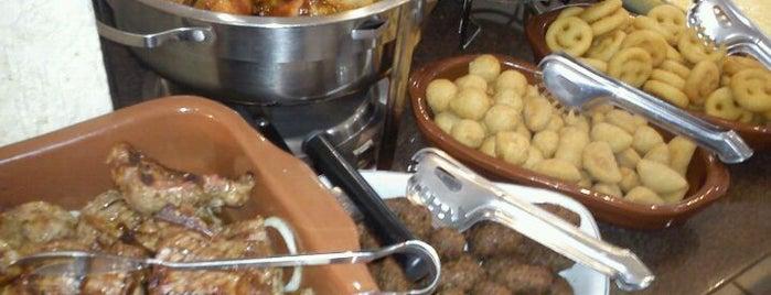 Metropolitano Restaurante is one of Tempat yang Disukai Thiago.
