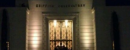Griffith Observatory is one of Top Date Spots.