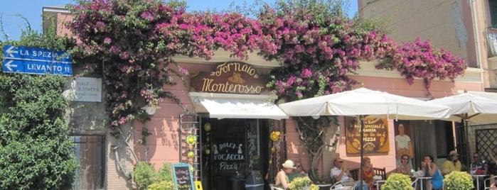 Il Fornaio Di Monterosso is one of  Cinque Terre .
