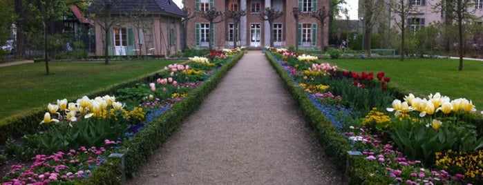 Liebermann-Villa am Wannsee is one of Berlin exploration.
