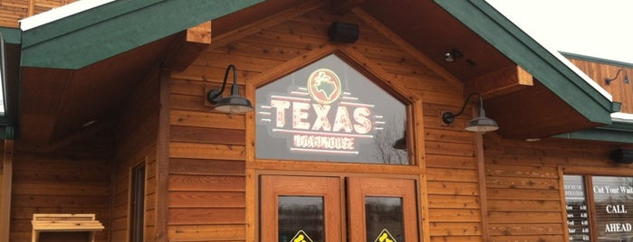Texas Roadhouse is one of Posti che sono piaciuti a Nicholas.
