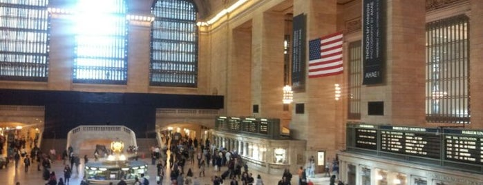 Grand Central Terminal is one of Best Places to Check out in United States Pt 7.