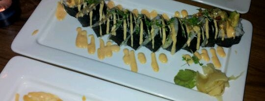 Sushi Social is one of Sushi Sampler.