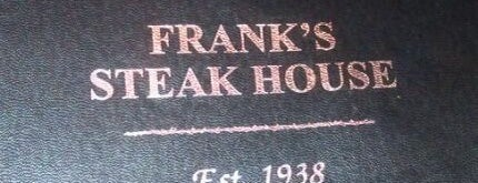 Frank's Steak House is one of Lugares guardados de WayneNH.