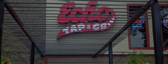 Echo Tap & Grill is one of Weekend in Madison.