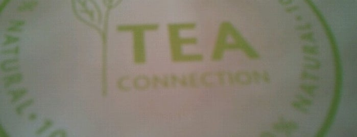 Tea Connection is one of Para ir.