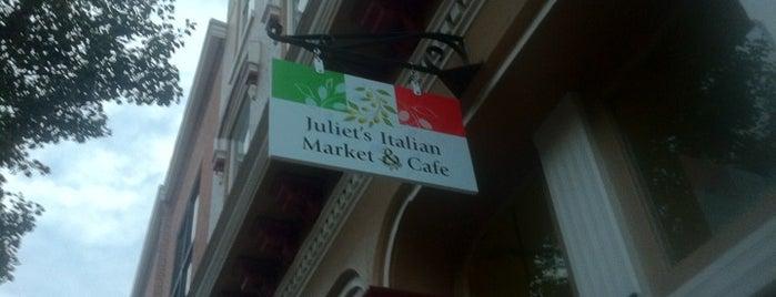 Juliet's Italian Market Cafe is one of Orte, die Glen gefallen.