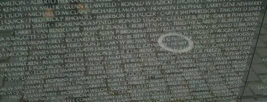 Vietnam Veterans Memorial is one of Guide to Washington's best spots.