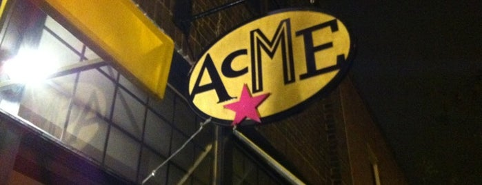 Acme Food & Beverage Co is one of สถานที่ที่ Mary Clayton ถูกใจ.