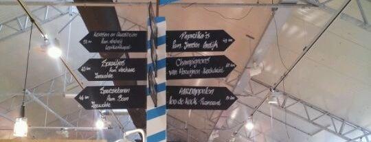 Landmarkt is one of Amsterdam.