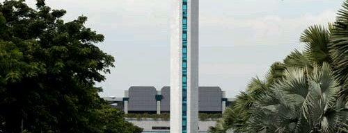 싱가포르 창이 국제공항 (SIN) is one of International Airport Lists (2).