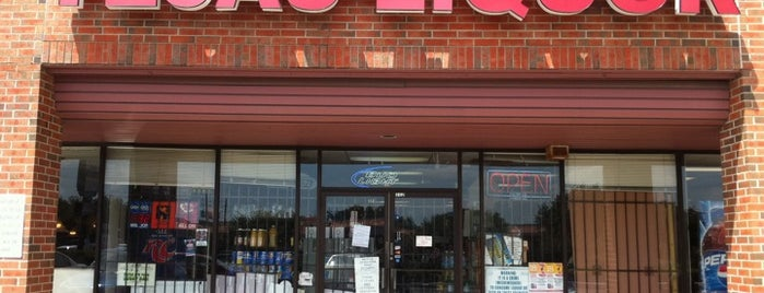 Tejas Liquor is one of My favorites for Food & Drink Shops.