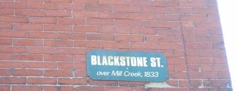 Blackstone Block is one of Boston.