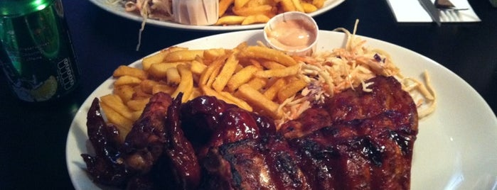 Bodean's BBQ is one of London.