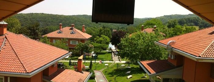 Village Park Resort & Spa is one of Gideceğim yerler.
