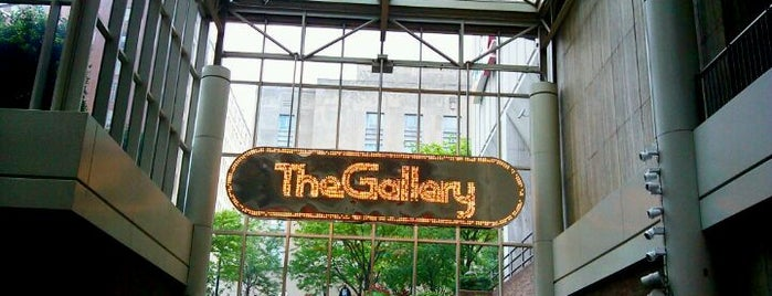 The Gallery at Market East is one of PA.