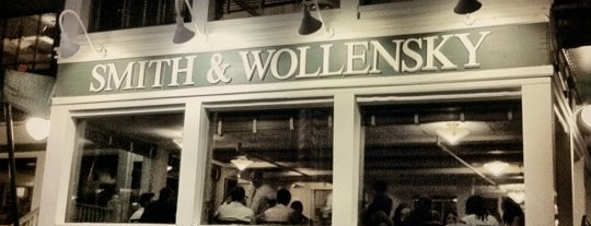 Smith & Wollensky is one of Must-visit Food in Miami Beach.