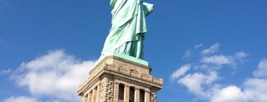 Statue de la Liberté is one of New York Favorites.