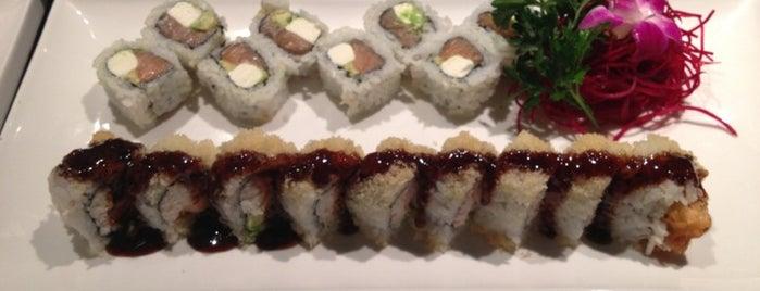 Gami Sushi is one of Locais curtidos por Gem.