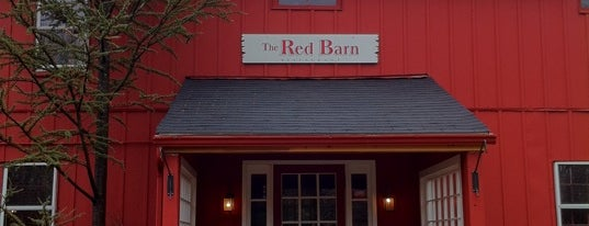 Red Barn Restaurant is one of Places to try.