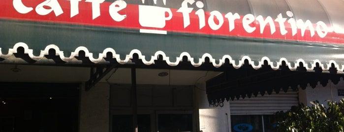 Il Caffé Fiorentino is one of Narvarte, Del Valle.