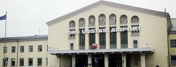 Vilniaus oro uostas | Vilnius International Airport (VNO) is one of Airports - Europe.