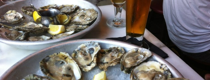 $1 Oyster Happy Hour NYC