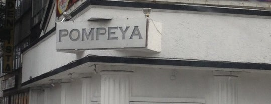 Pompeya Top Club is one of DF.
