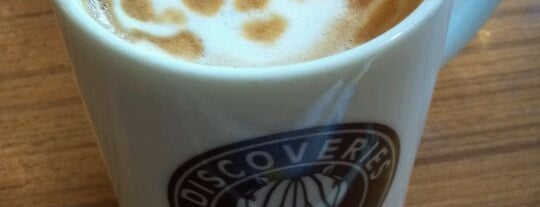 Discoveries coffee is one of 電源 コンセント スポット.