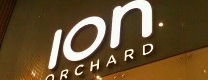 ION Orchard is one of Neu Tea's Nav.