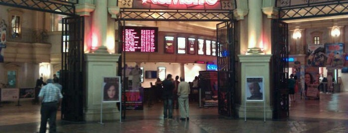 Movies @ Montecasino is one of Tempat yang Disukai Sabrina.