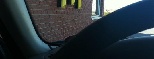 McDonald's is one of Sheila : понравившиеся места.