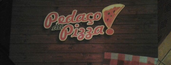 Pedaço da Pizza is one of Lieux qui ont plu à Albany.