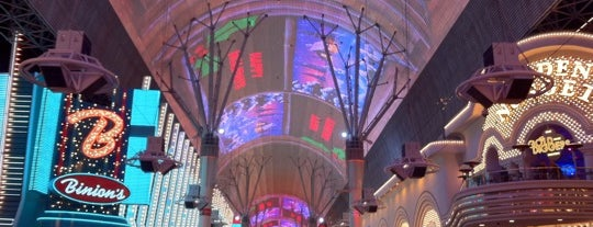 Fremont Street Experience is one of Las Vegas!.