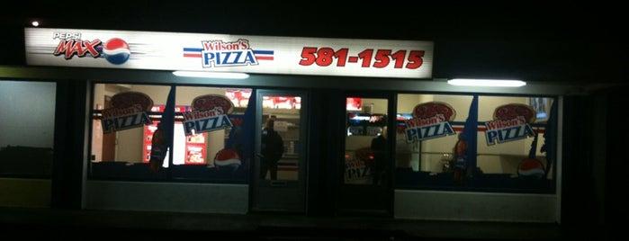 Wilson's Pizza is one of N. 님이 저장한 장소.