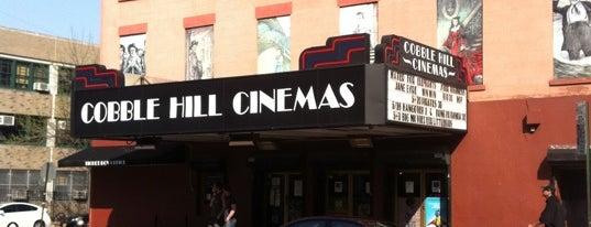 Cobble Hill Cinemas is one of brooklyn via bk.