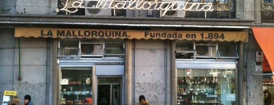 La Mallorquina is one of Madrid Kafe.