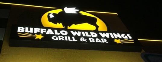 Buffalo Wild Wings is one of Jose : понравившиеся места.