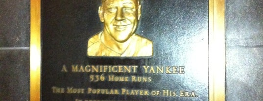 Mickey Mantle's is one of Hole in the Wall Restaurants.