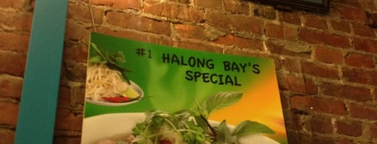 Ha Long Bay Restaurant is one of Vancouver Restaurants.