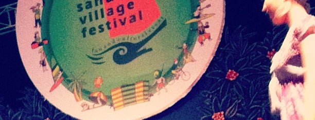 Sanur Village Festival is one of 주변장소4.