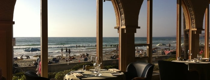 Shores Restaurant is one of Lunch spots w/ocean view in La Jolla.