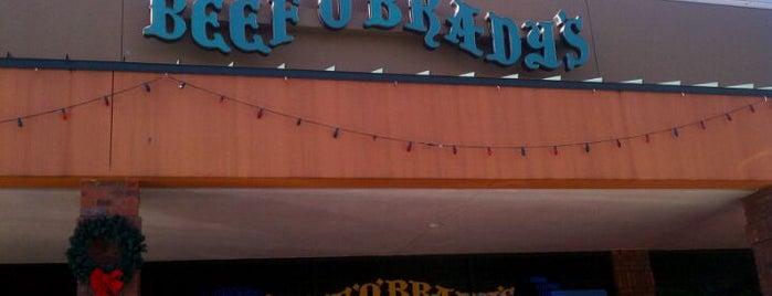 Beef 'O' Brady's is one of Locais curtidos por Luis.